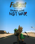 Fallout: Equestria - Make Love Not War [Cover] by CaptainHoers