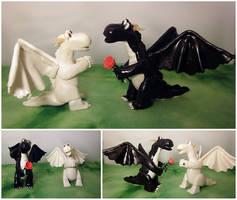 Wedding Dragons 2 by Koreena