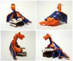 Custom reading dragon