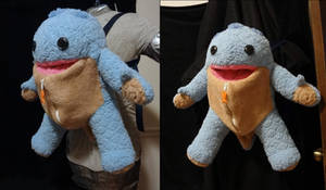 Quaggan backpack v2