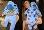 Baby quaggan costume