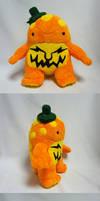 Pumpkin quaggan