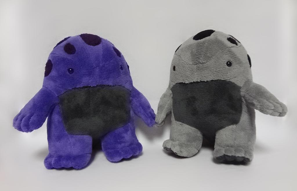 Custom quaggans by Koreena