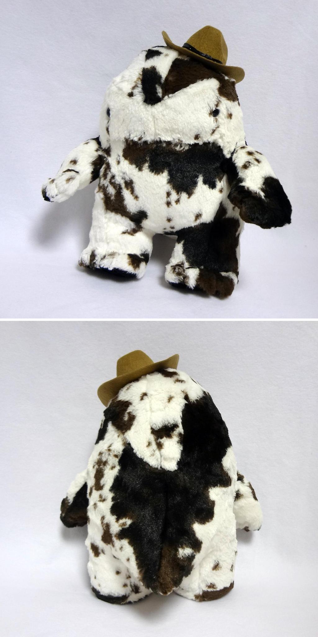 Cow-ggan by Koreena