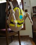 Replica Job-O-Tron backpack
