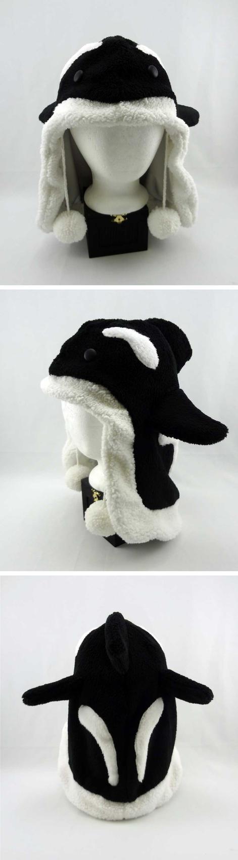Custom quaggan hat by Koreena