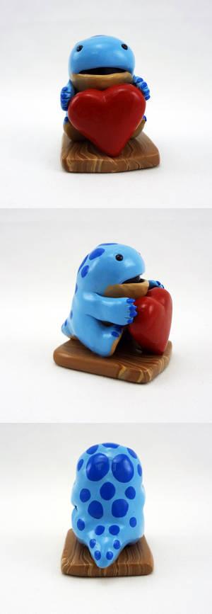 Quaggan figurine