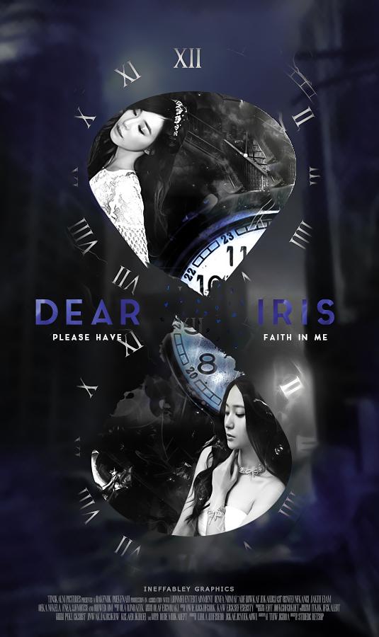 Wattpad Fake Movie Poster ] Dear Iris by ineffablely on