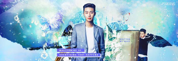 [ Wattpad Banner ] - Masterminds by ineffablely
