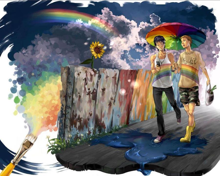 Rainbow by eimy1992