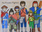 Jet and the Freedom Fighters