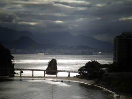 Rio de Janeiro from Niteroi by renan-gme