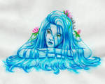 Lake girl by mich-spich