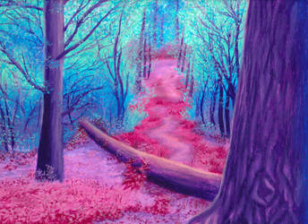 Mystical park by mich-spich