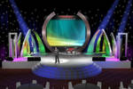 The Stage by romojava