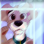 Scamp- Dont leave me icon by Youshallfearme2