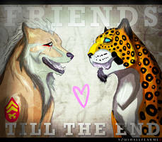 Friends till the End by Youshallfearme2