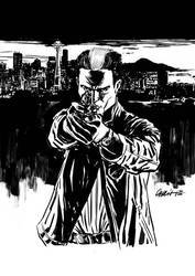 Markham from Near Death (Image Comics)
