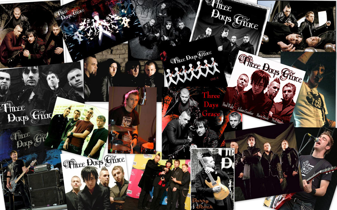 Three days grace wallpaper by xbluetoasterofdeathx on - Three days grace wallpaper ...
