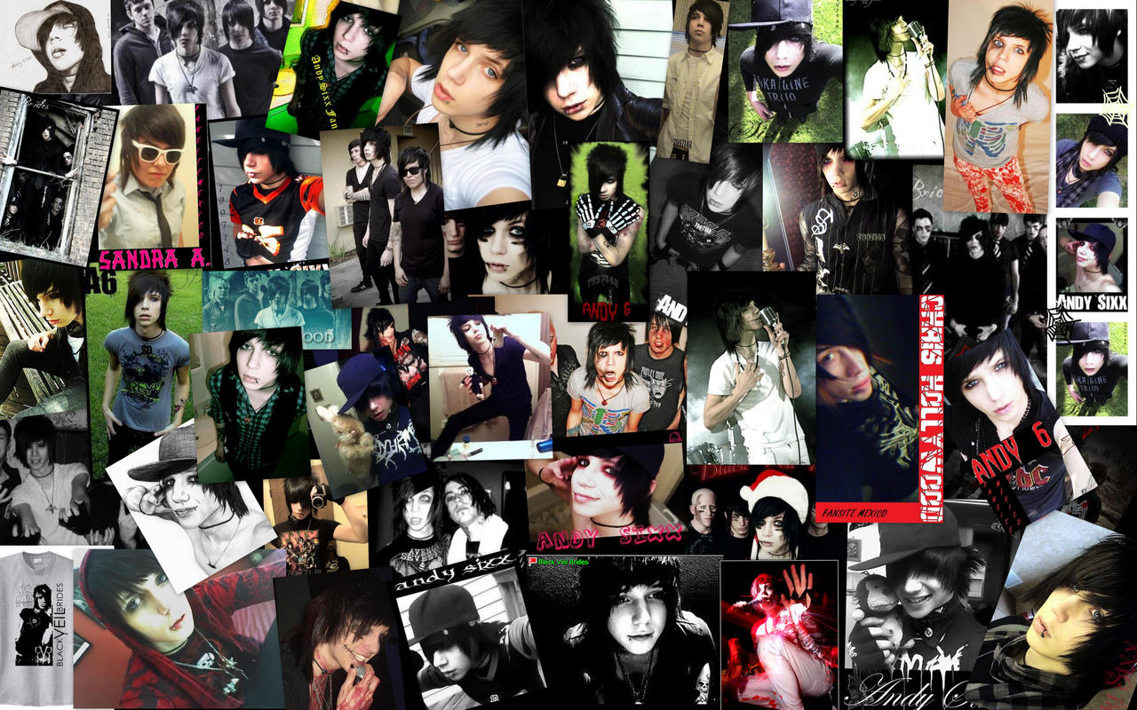 Andy Sixx Wallpaper