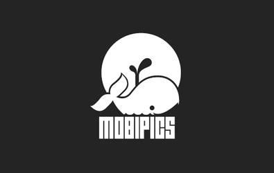 Mobipics Logo by AndrewArdena