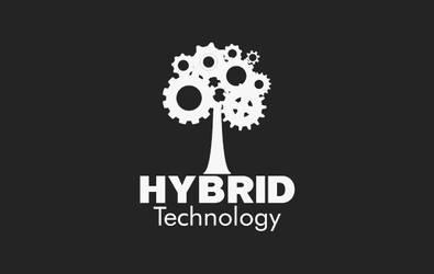Hybrid Technology Logo by AndrewArdena