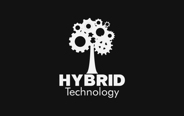 Hybrid Technology Logo By Andrewardena On Deviantart