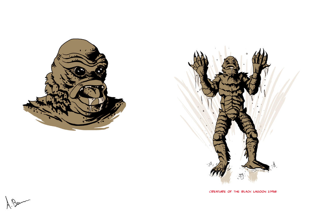 my creature from the black lagoon by stephen king Stephen king is a favorite among my students, for obvious reason  we read  king's my creature from the black lagoon in my class from his.