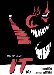Stephen King's It #1 Cover