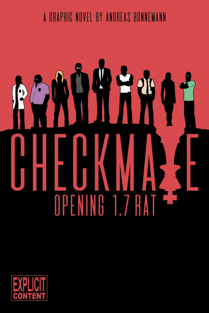 Checkmate chapter 7 Cover by Andy Grail by abonny