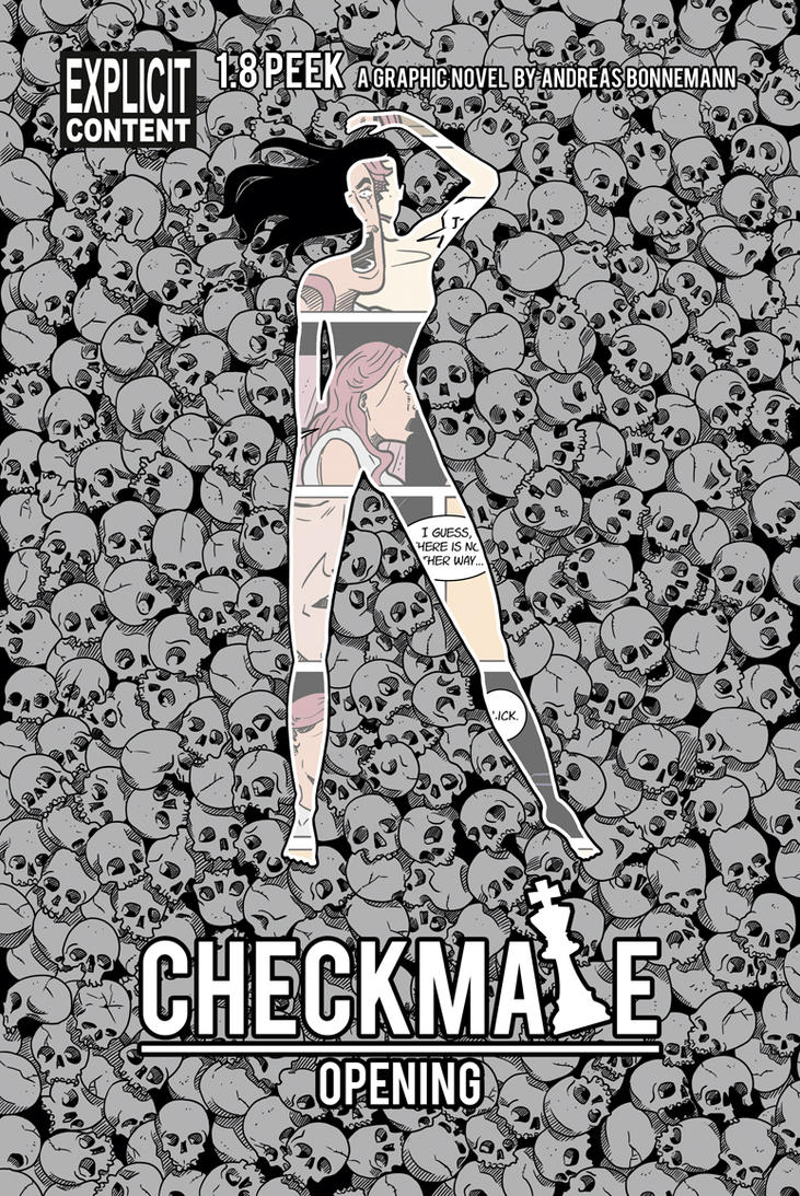 Checkmate chapter 8 cover by Andy Grail by abonny