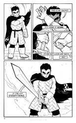 Grimm's Edge Act 1 page 27 by Andy Grail