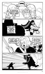 Grimm's Edge Act 1 page 28 by Andy Grail
