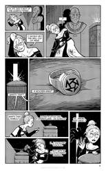 Grimm's Edge Act 3 page 8 by Andy Grail