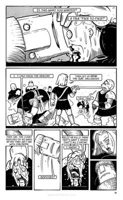 Grimm's Edge Act 4 page 28 by Andy Grail