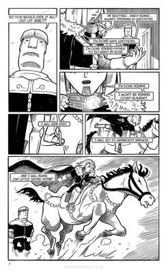 Grimm's Edge Act 5 page 7 by Andy Grail