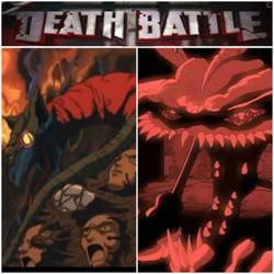 Death battle Jinmen vs. Violator by 777jaylee777Isback