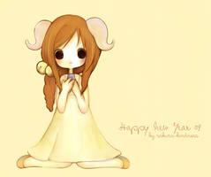 Nyappy New Year by sakura-kindness
