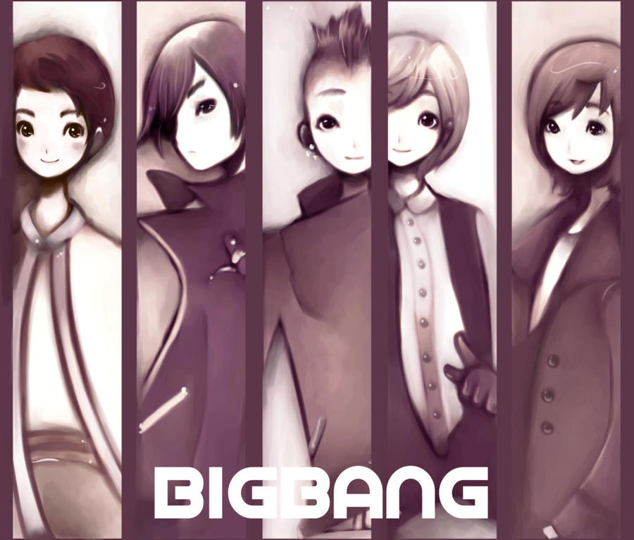 Big Bang by sakura-kindness