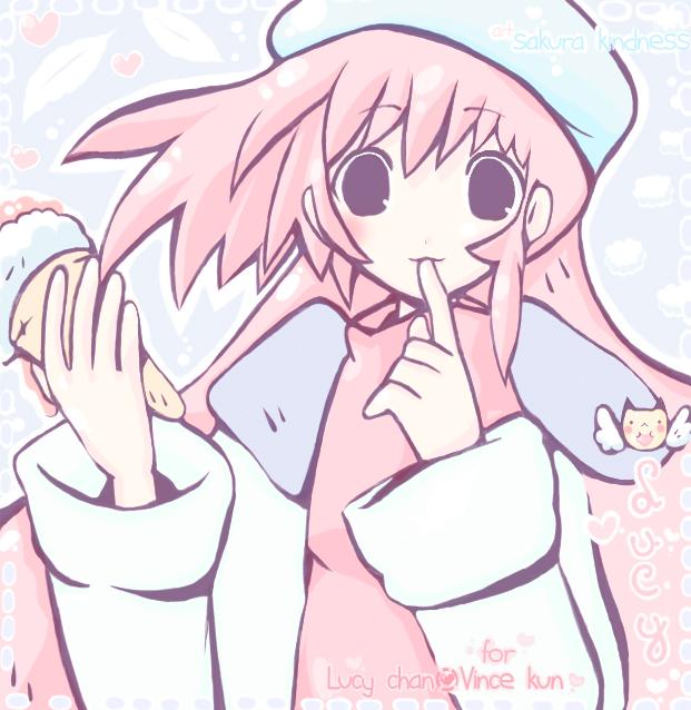 Sweet Lucychan by sakura-kindness