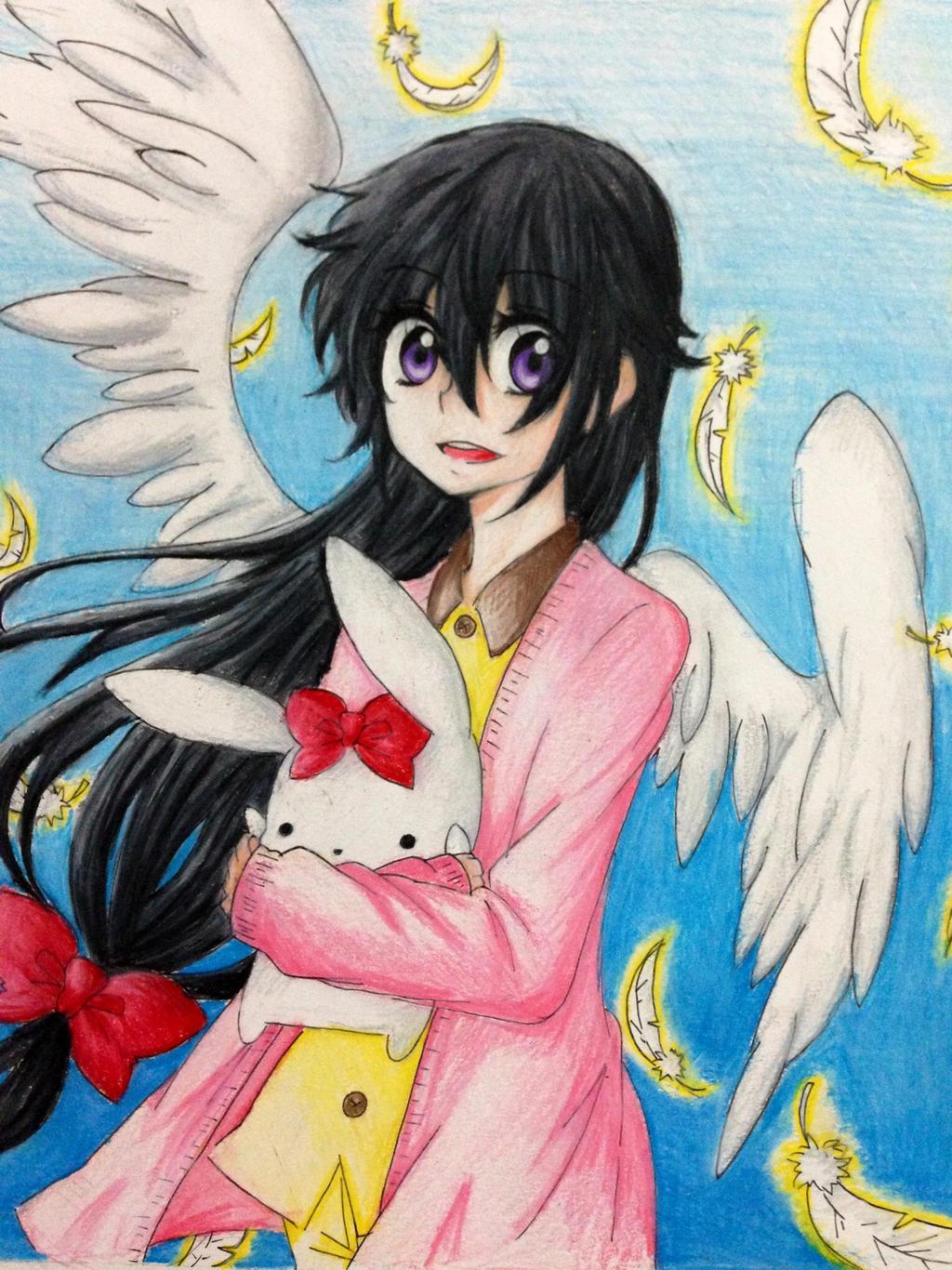 Emma's Wings by OtakuPup