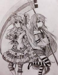 Luna and Lita~
