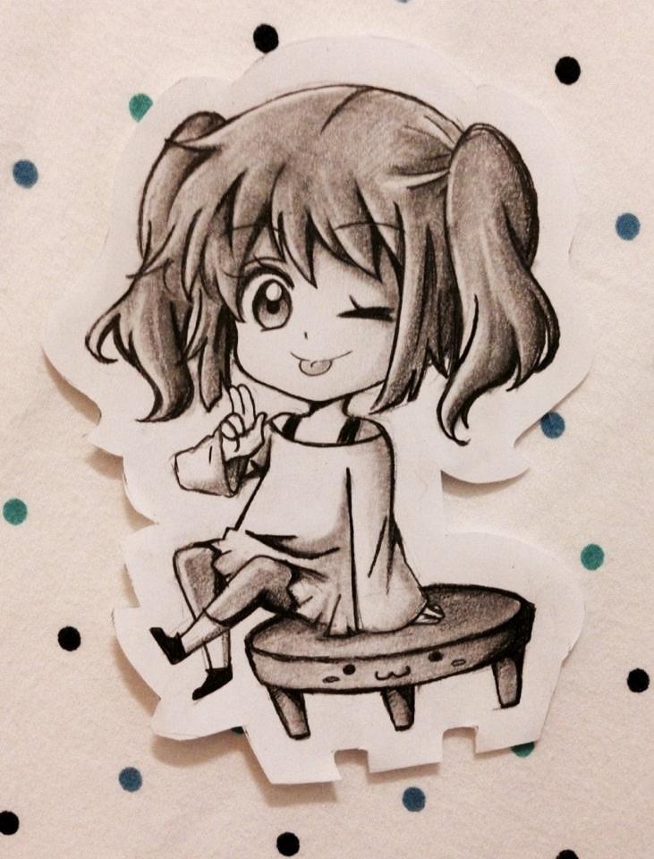 Chibi Kami-ru by OtakuPup