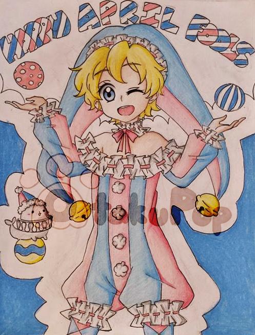 Happy April Fools~!!! by OtakuPup