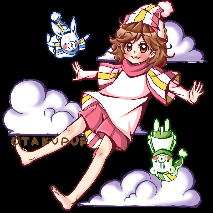 Trio Freefall by OtakuPup