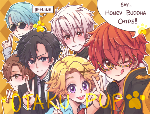 Mystic Messenger by OtakuPup