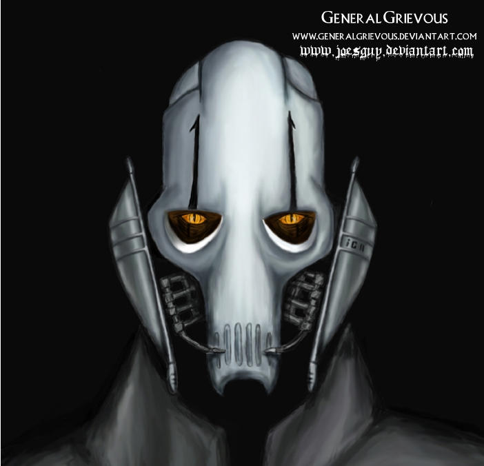 General Grievous Halloween Costume