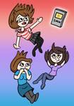 Animation Girls