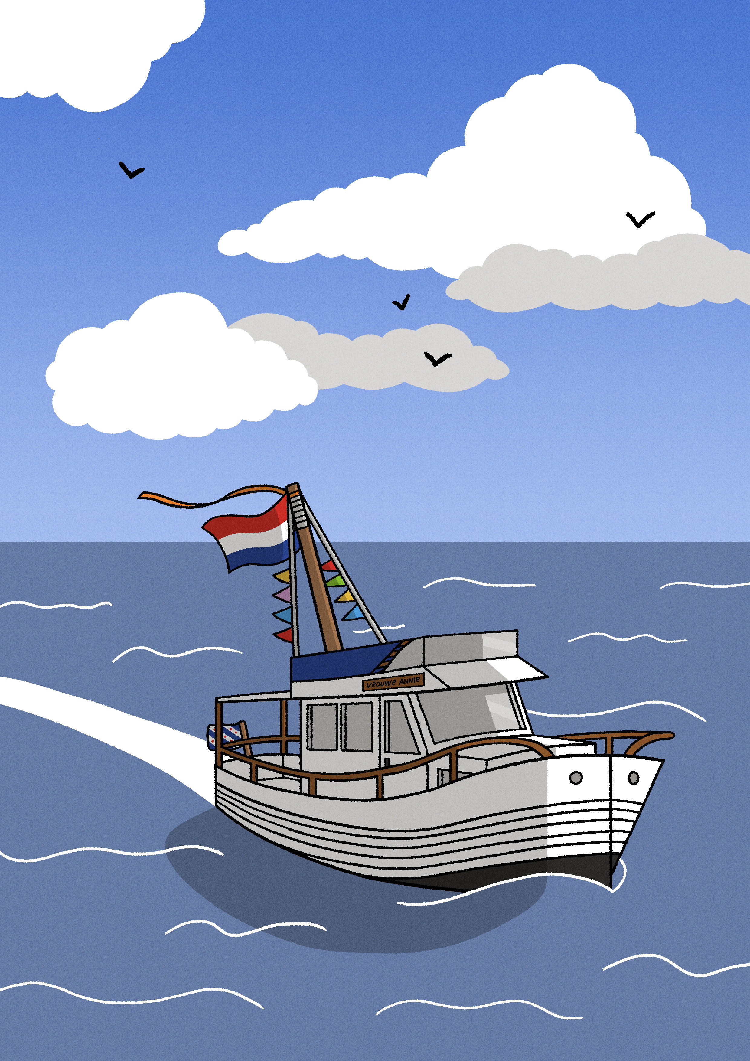 Grandfather's Boat