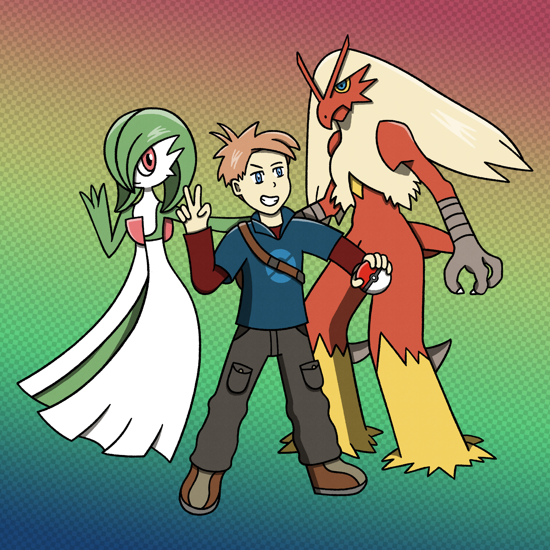 Pokemon Trainer Joran